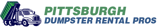 Pittsburgh Dumpster Rental Pros